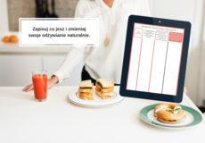 notatnik odżywiania